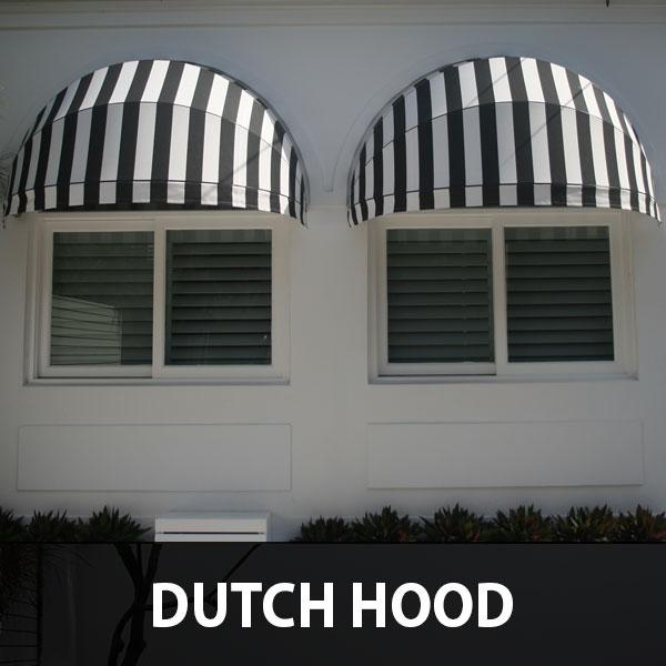 Dutch Hood Canopy Awning Central Coast And Sydney