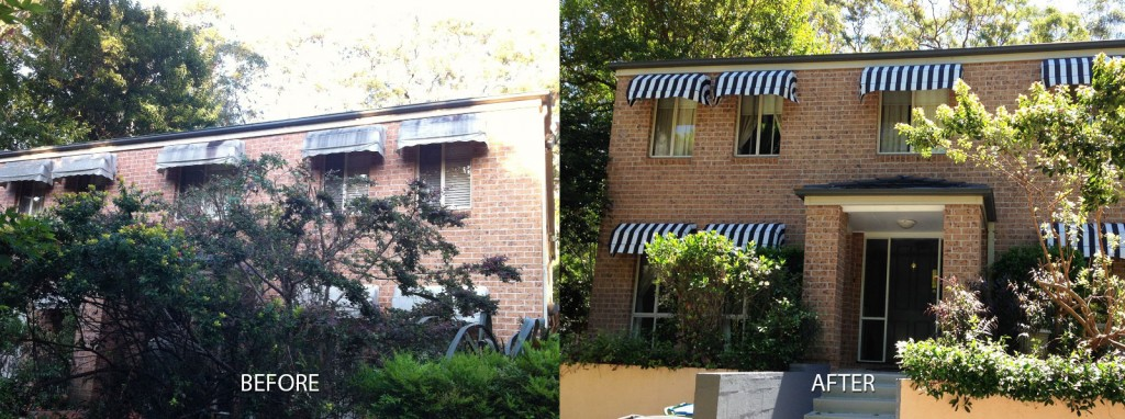 Replacement Fabric Awning