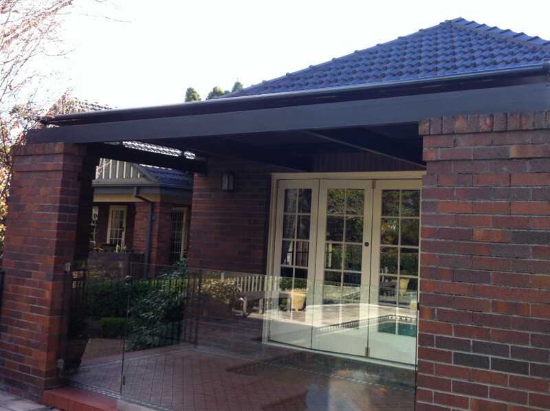 The Sundream Conservatory Awning